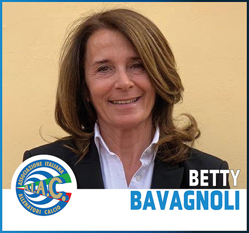 BETTY BAVAGNOLI